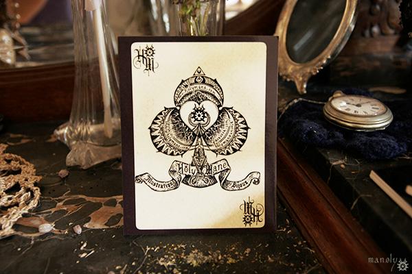 cartepostale-trefleholymane606